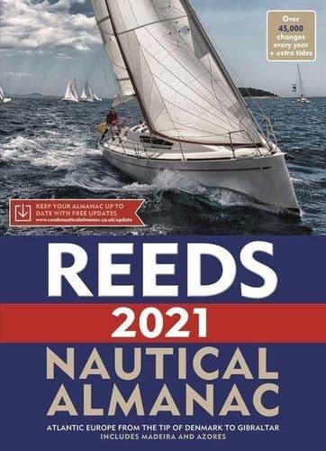 Reeds Nautical Almanac Loose Leaf Update Pack 2021